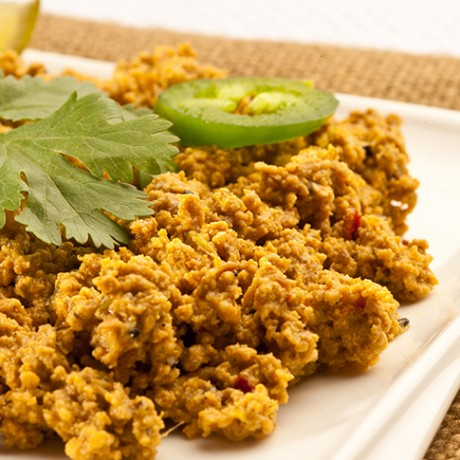 Chicken Keema Masala