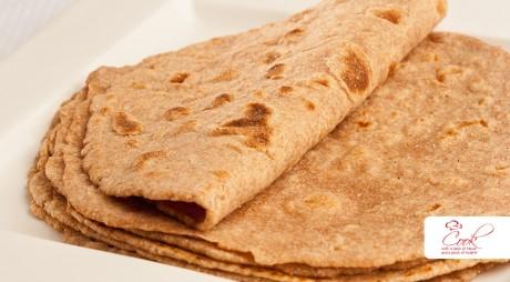 Oatmeal Roti
