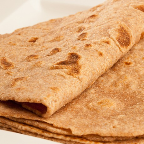 Whole Wheat Chappati