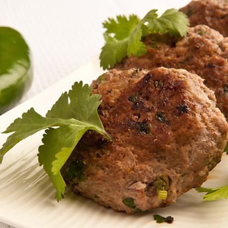 Beef Bajra Kebab