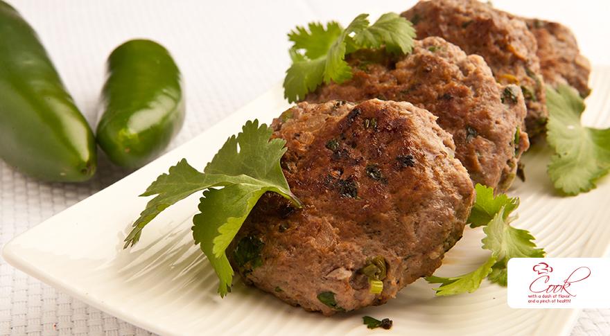 Beef Bajra Kebab - Recipes & More