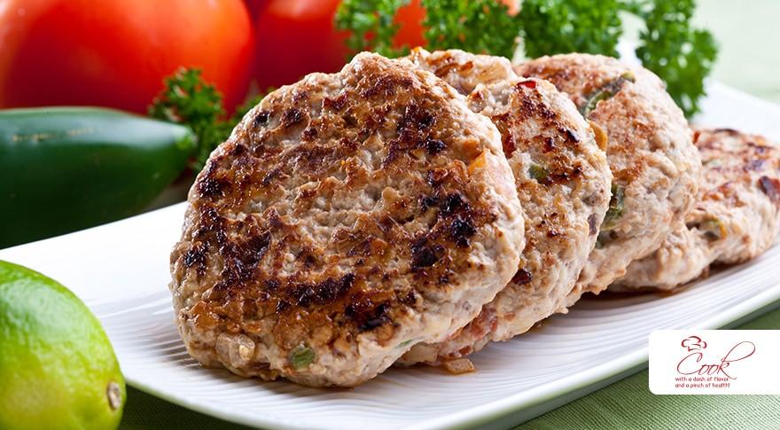 how to make chapli kabab soft