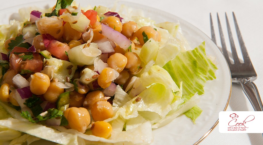 how to cook chick peas with baking soda