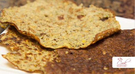 Crunchy Whole Moong Dosa