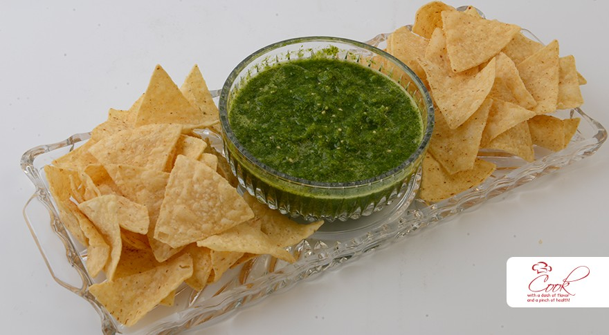 Tomatillo Verde Salsa - Recipes & More