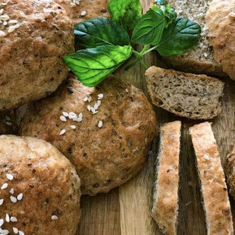 Multigrain Bread Rolls
